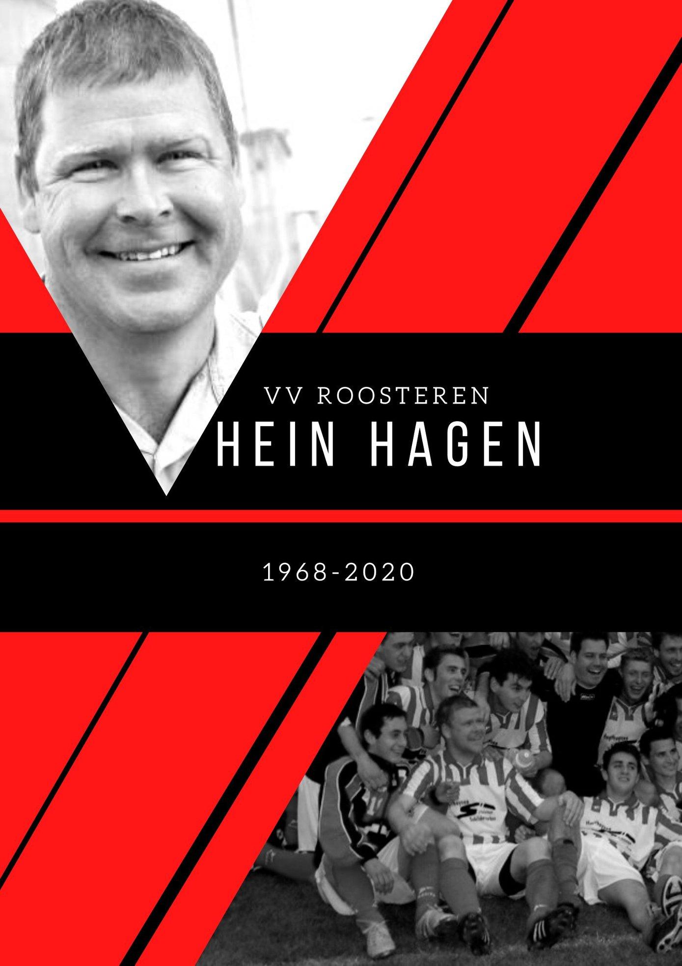 Afscheid Hein Hagen