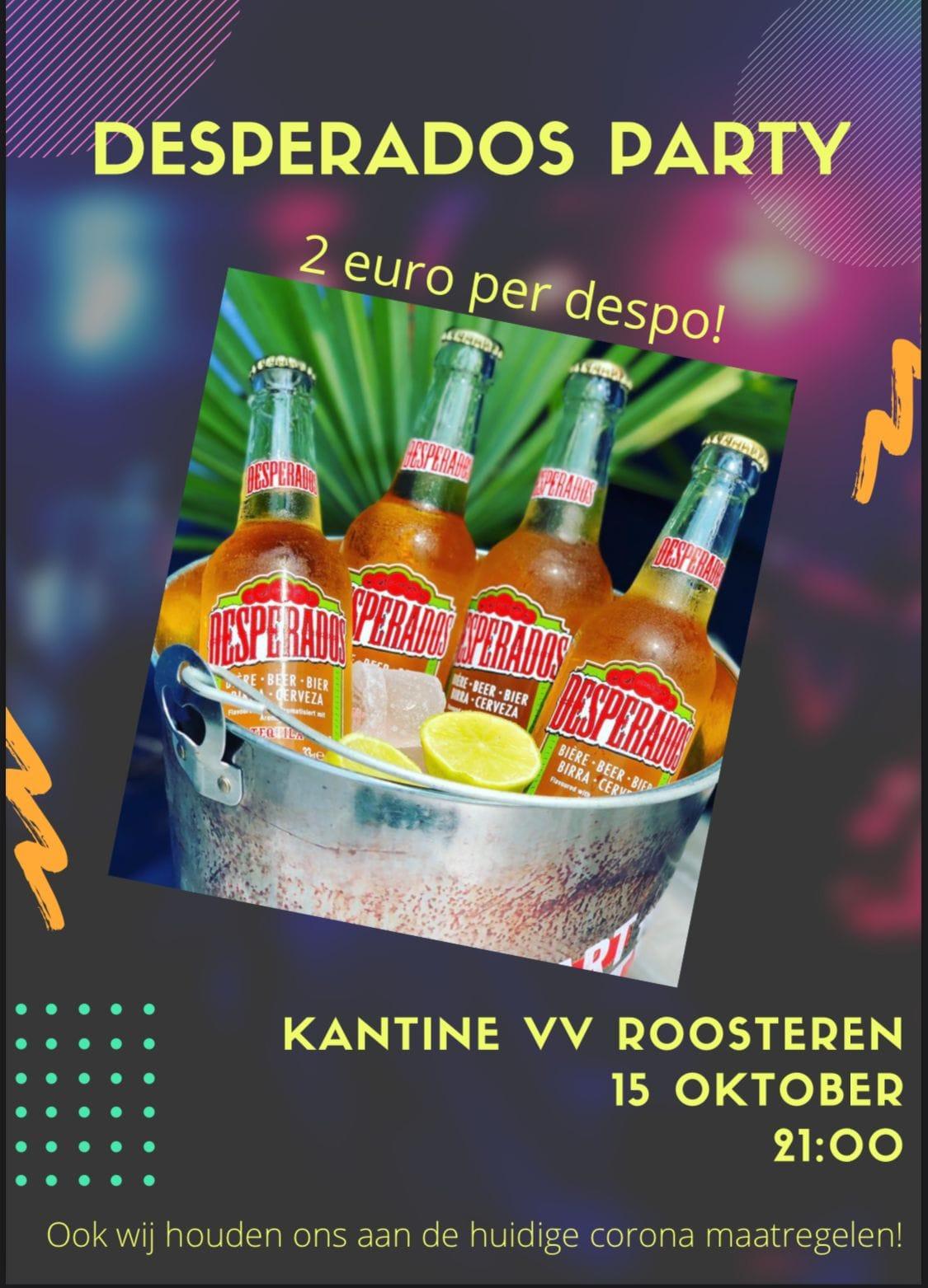 Despo Party VVR